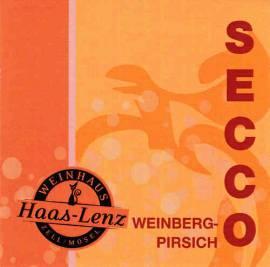 Weinbergs-Pfirsich-Secco - Bild vergrößern