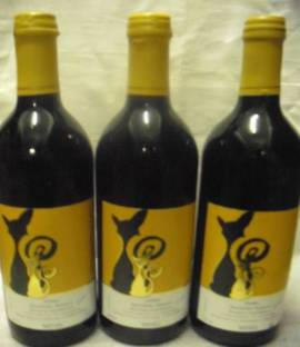 DORNFELDER Rotwein - der Liebliche - Nr.26/2 - Bild vergrößern