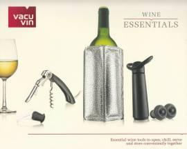 Vacu Vin Geschenkset Wine Essentials  - Bild vergrößern