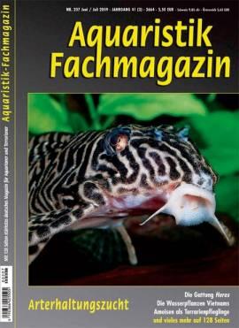 Aquaristik-Fachmagazin, Ausgabe 207 (Juni/Juli 2009) - Bild vergrößern