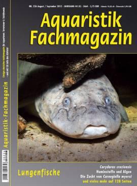 Aquaristik-Fachmagazin, Ausgabe 226 (August / September 2012) - Bild vergrößern