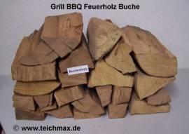 020 Buchenholz vorgetrocknet 25 kg - Bild vergrößern