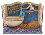 Aladdin Storybook - Traditions Enesco Figurine