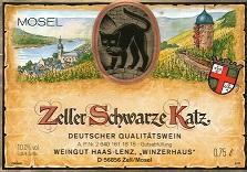 Zeller Schwarze Katz Quälitätswein - Nr.4