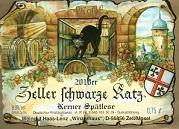 Zeller Schwarze Katz Kerner - Spätlese - Nr.11