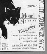 Zeller Schwarze Katz -Der Milde- Trocken - Nr.15