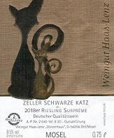 Zeller Schwarze Katz Riesling - Surpremé - Nr. 24