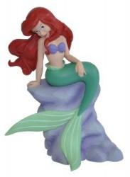 Arielle Meerjungfrau auf Felsen - Bullyland Figur