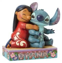 Lilo und Stitch Ohana Means Family - Traditions Enesco Figurine