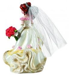Belle Wedding Braut - Showcase Enesco Figurine