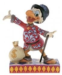 Dagobert Duck - Traditions Enesco Figurine