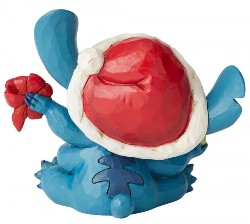 Stitch Bad Wrap - Traditions Enesco Figurine