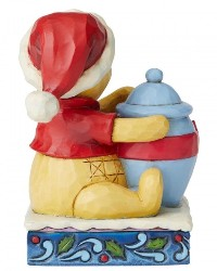 Winnie the Pooh Holiday Hunny - Traditions Enesco Figurine