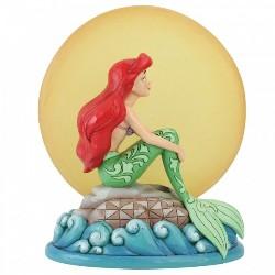Arielle die Meerjungfrau im Mondlicht - Traditions Enesco Figurine