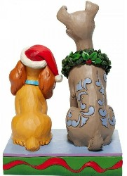 Susi und Strolch - Traditions Enesco Figurine