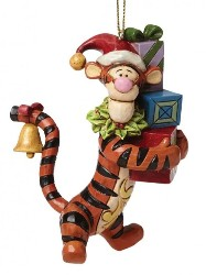 Tigger Weihnachts Ornament - Traditions Enesco Figurine