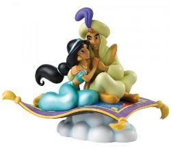 Aladdin und Jasmin - Enchanting Enesco Figurine