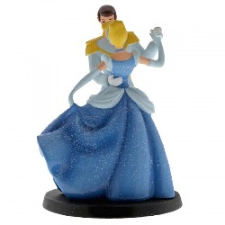 Cinderella Kuchenfigur - Enchanting Enesco