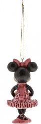 Minnie Mouse Nussknacker Weihnachts Ornament - Traditions Enesco