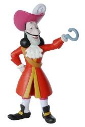 Captain Hook - Jake and the Neverland Bullyland Figur