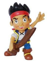 Jake mit Schwert - Jake and the Neverland Bullyland Figur