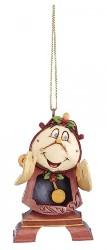Herr von Unruh Weihnachts Ornament - Traditions Enesco Figurine