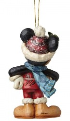 Mickey Mouse Weihnachts Ornament - Traditions Enesco Figurine