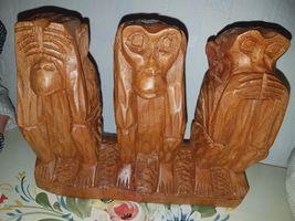 Die drei Affen B