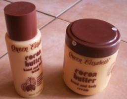 Kakaobutter - Queen Elizabeth -Lotion -250ml