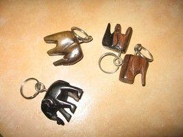 Schlüsselanhänger - Elefant