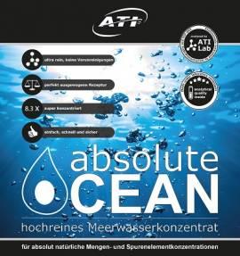 Absolut Ocean 20,4l Konzentrat für 170l Meerwasser - Bild vergrößern