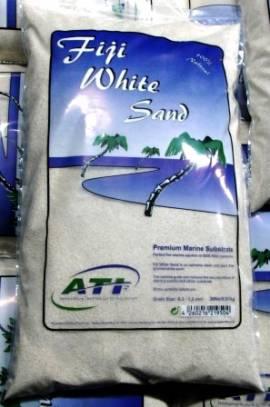 ATI Fiji White Sand 9,07kg 0,3-1,2mm Körnung - Bild vergrößern