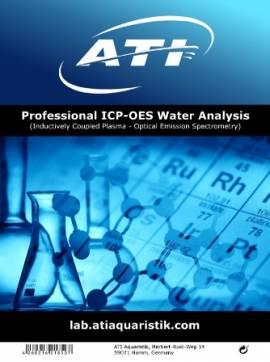 3er Set ATI ICP-OES Wasseranalyse - Bild vergrößern