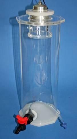 Planktonreaktor 6L Luft betrieben mit Leuchte PLL-L-150-400 - Bild vergrößern