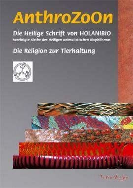 AnthroZoOn - Die Heilige Schrift von HOLANIBIO - Bild vergrößern