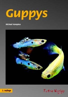 Guppys, 3. Auflage 2016 - Bild vergrößern