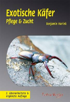 Exotische Käfer, 2. Auflage - Bild vergrößern