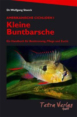 Kleine Buntbarsche, 10. Auflage (2021) - Bild vergrößern
