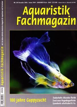 Aquaristik-Fachmagazin, Ausgabe 204 (Dez. 2008/Jan. 2009) - Bild vergrößern
