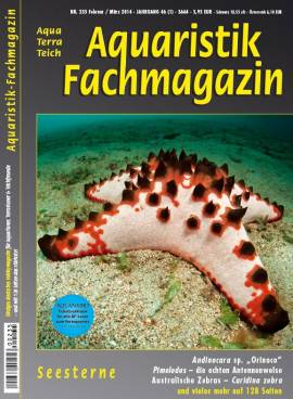 Aquaristik-Fachmagazin, Ausgabe 235 (Feb./März 2014) - Bild vergrößern