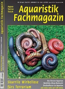 Aquaristik-Fachmagazin, Ausgabe 266 (April/Mai 2019) - Bild vergrößern