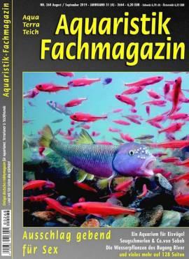 Aquaristik-Fachmagazin, Ausgabe 268 (Aug./Sept. 2019) - Bild vergrößern