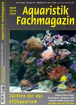 Aquaristik-Fachmagazin, Ausgabe 281 (Okt./Nov. 2021) - Bild vergrößern