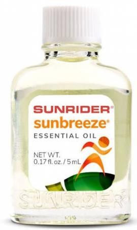 Sunbreeze® Öl 1x5ml Fläschchen - Bild vergrößern