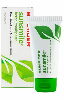 SunSmile® Kräuterzahnpasta - Bild vergrößern