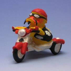 Rocker Duck - Bild vergrößern