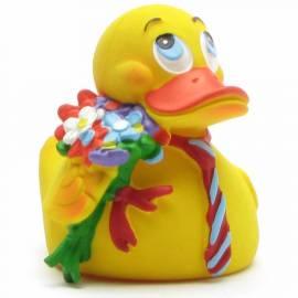 Flower Rubber Duck - Bild vergrößern