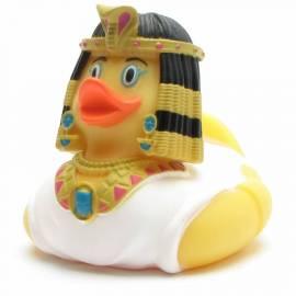 Cleopatra Anatra di gomma egiziana - Bild vergrößern