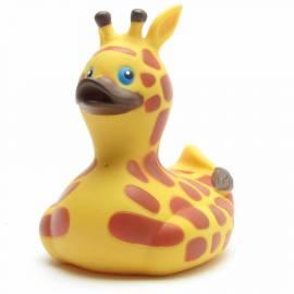 Anatra di gomma giraffa - Bild vergrößern