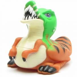 Anatra in gomma T-Rex - Bild vergrößern